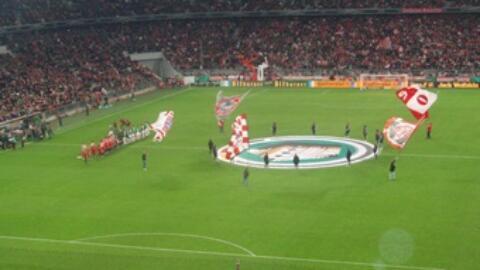 "DFB-Pokal  ""FCB – Werder Bremen"""
