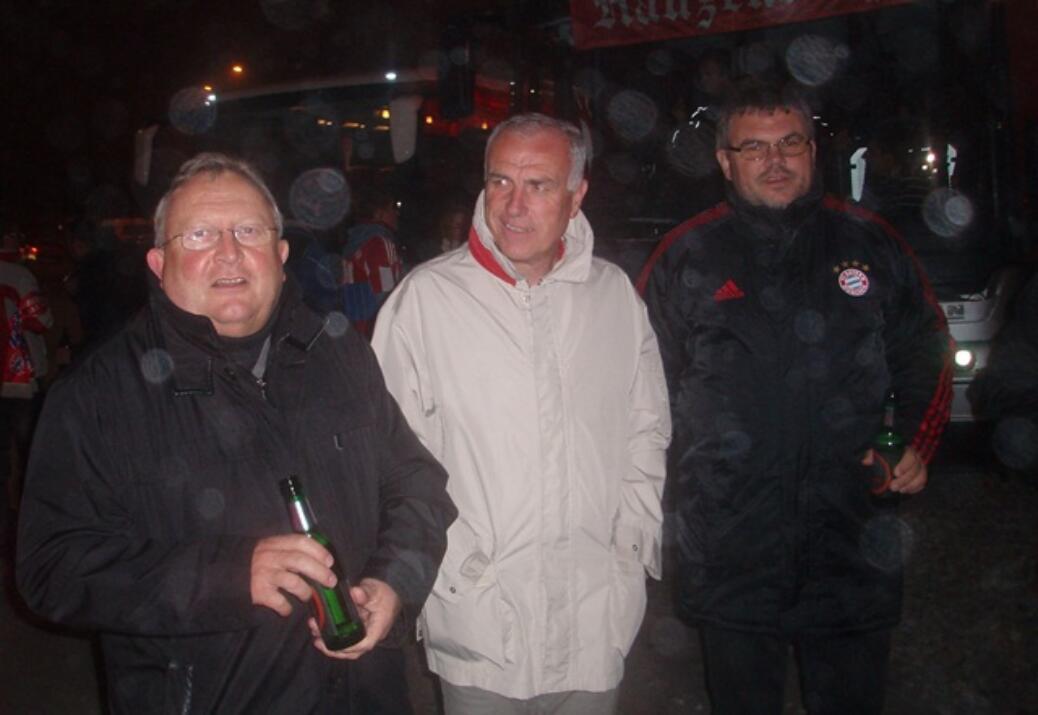 FC Bayern – SSC Neapel