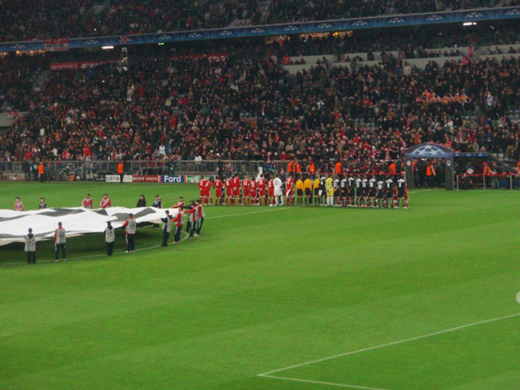 FCB – Girondins Bordeaux  CL-League