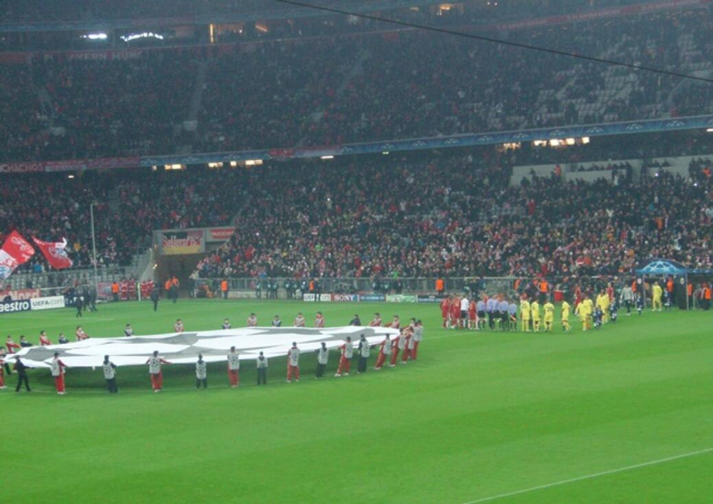FC Bayern vs. Villareal CF