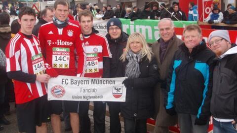 Staffellauf beim Silvesterlauf in Peuerbach