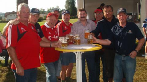 """""""Stöblturnier"""" anläßlich des 8. Marktfestes in Natternbach"""