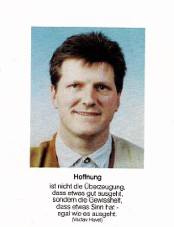 """In Erinnerung an unser Mitglied """"Thomas Schapfl"""" der nach schwerer Krankheit verstorben ist"""