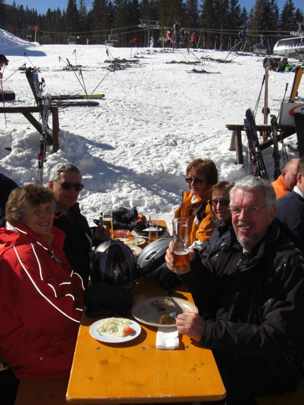 Clubschifahrt  in die Flachau