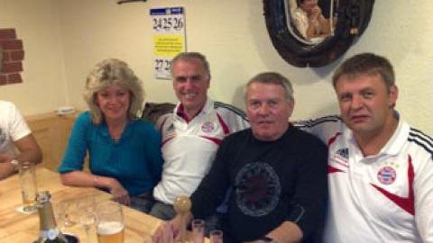 Seyrl Walter feiert seinen 60.Geburtstag