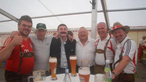 Fanclub Sommerfest am Indianerspielplatz Natternbach