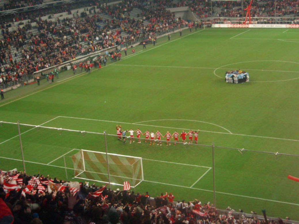 DFB-POKAL  FCB – TSV 1860 München