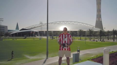 Gerald STUTZ in Doha