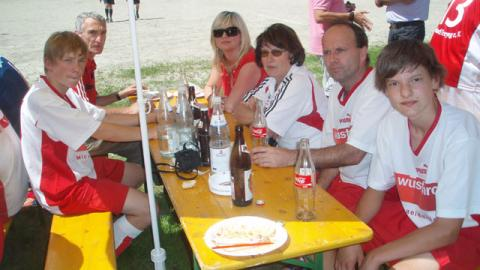 Turnier beim Fanclub Seehaus
