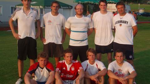 Kleinfeldturnier der Union Natternbach Sektion Fussball