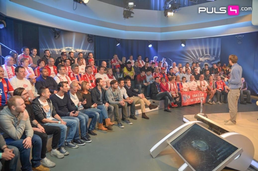 Studiogäste bei PULS 4