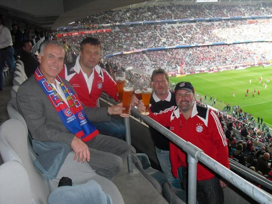 FCB – Eintracht Frankfurt