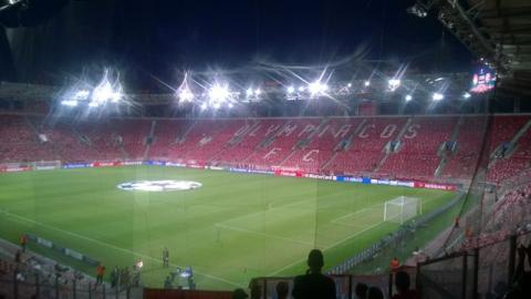 Olympiacos Piräus  –  FC BAYERN