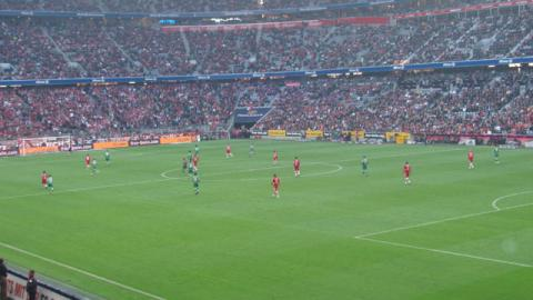 FCB-VfL Wolfsburg