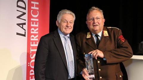 """Florian  2013 für """"Blacky"""" Josef Schwarzmannseder"""