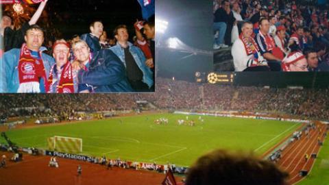 FCB ist im Champions-League Finale nach 2:1 gegen Real
