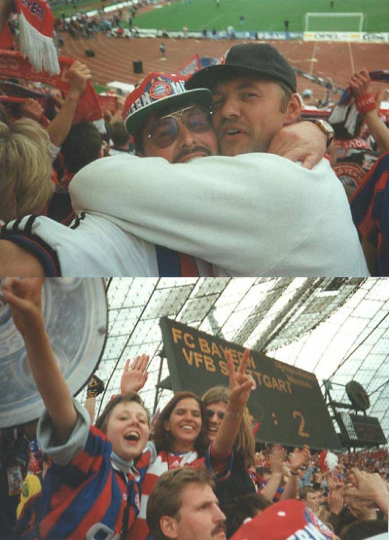 FCB ist Deutscher Meister 1997