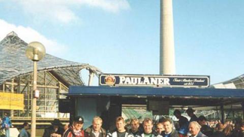 FCB Derby gegen 1860 München