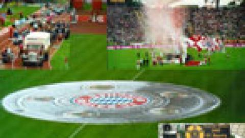 FCB ist Deutscher Meister 2003