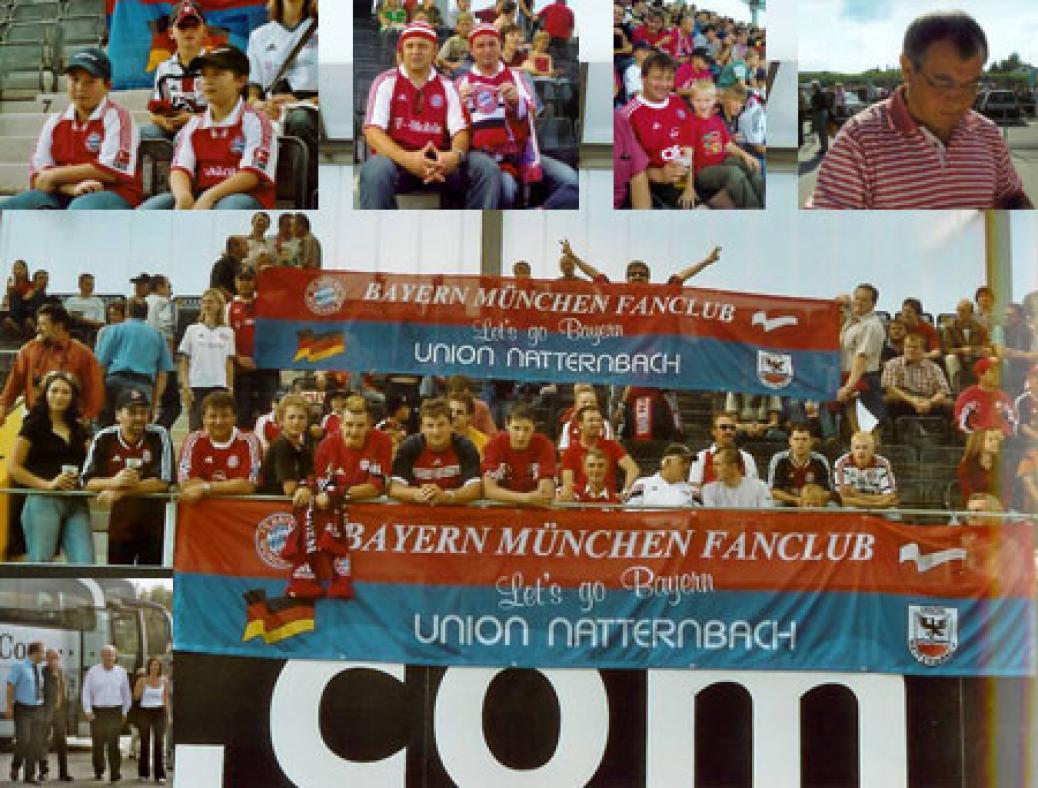 Aufbauspiel: FCB – SV Ried