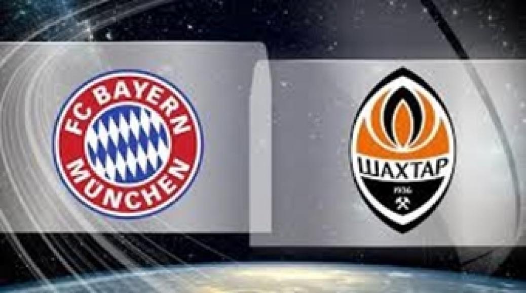 FC Bayern – Schachtar Donezk