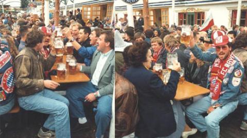 Heimspiel: FCB – HSV am Oktoberfestwochenende