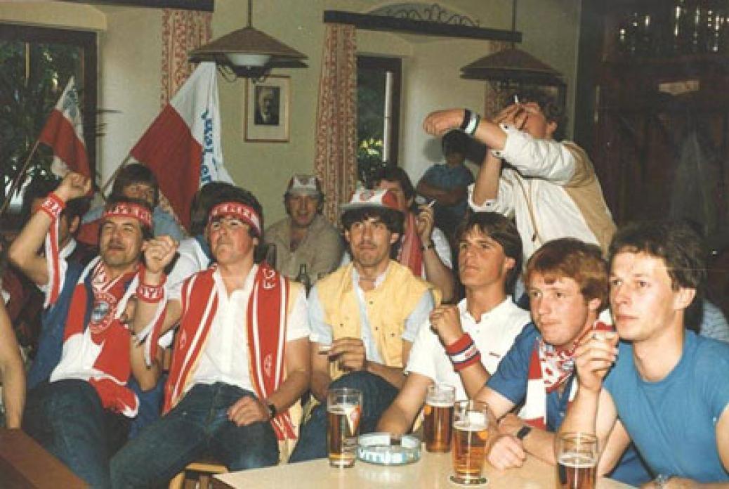 Pokalfinale: Bayern – Gladbach