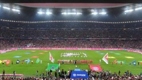 Bundesligaauftakt gegen Borussia Mönchengladbach