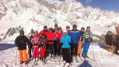 Fanclub-Skitag