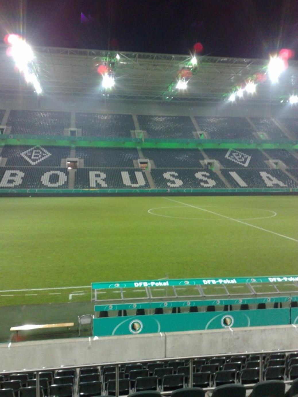 """""""DFB-Pokal"""" Borussia Mönchengladbach – FCB"""