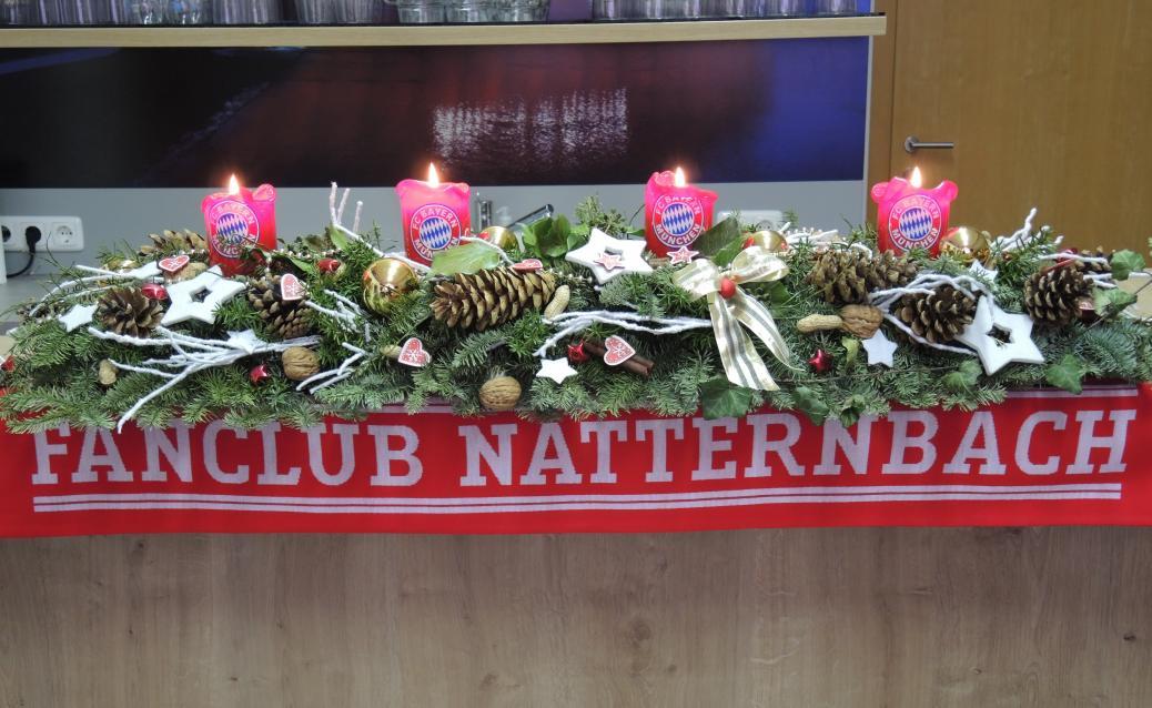 Frohe Weihnachten und ein gutes neues Jahr 2017