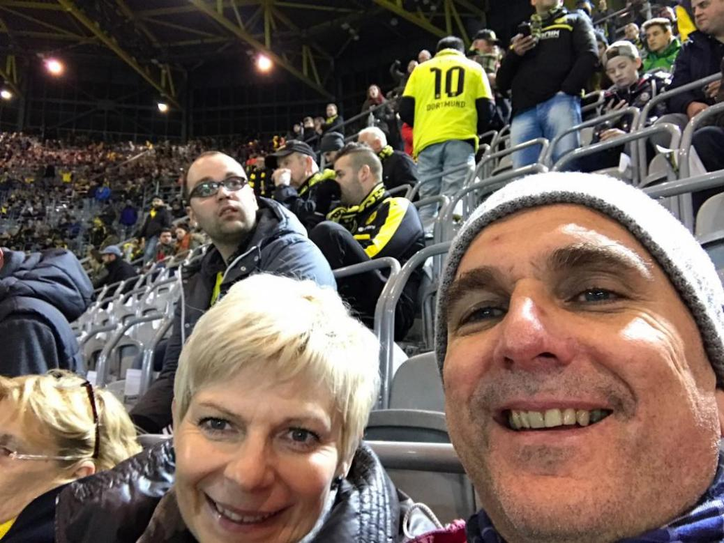 Borussia Dortmund  vs  FC BAYERN