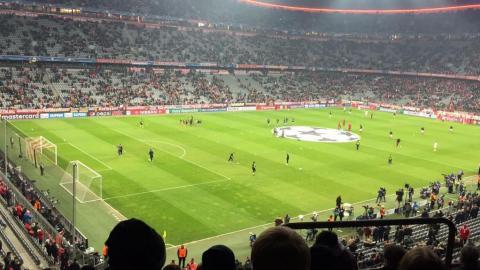 FC BAYERN  vs Arsenal