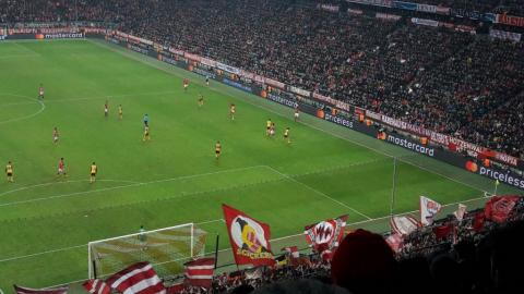 FC BAYERN  vs Arsenal