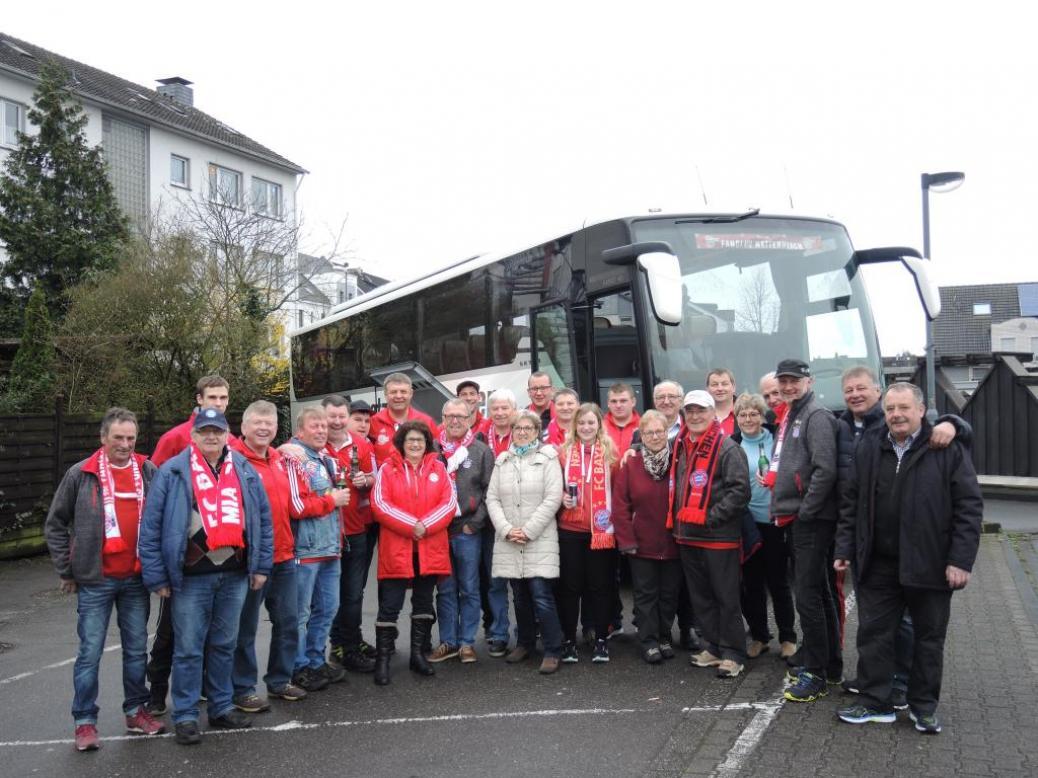 Auswärtsspiel in Mönchengladbach