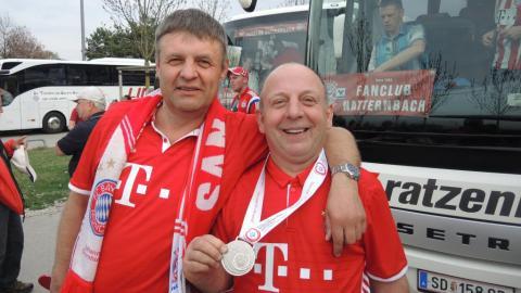 FC BAYERN  vs  FC Augsburg