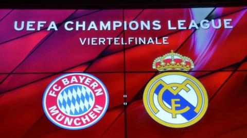 FC BAYERN  vs  Real Madrid