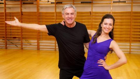 """""""Schoko"""" Schachner bei Dancing Stars"""