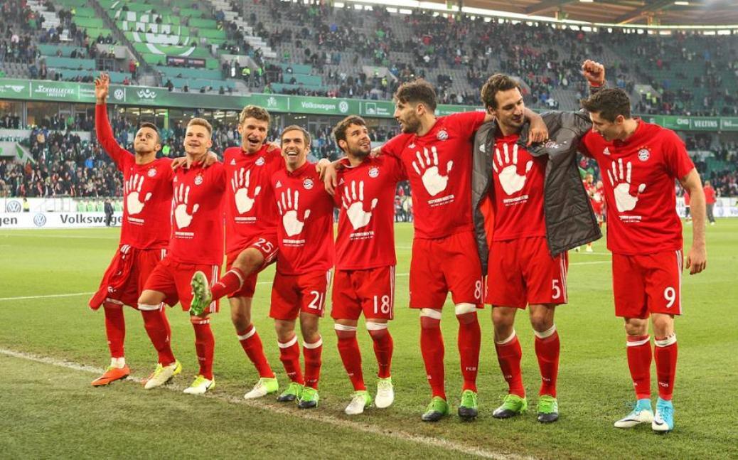 5. Meistertitel in Serie