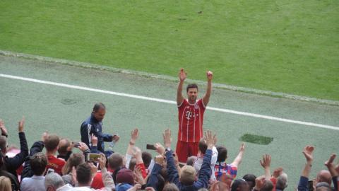 Eine Legende verabschiedete sich von den Fans