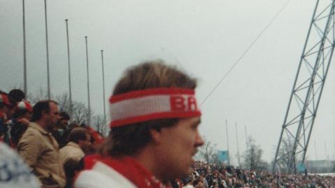 1. Busfahrt ins Olympiastadion: FCB – HSV