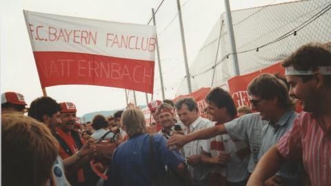 FCB zu Besuch in Alkoven