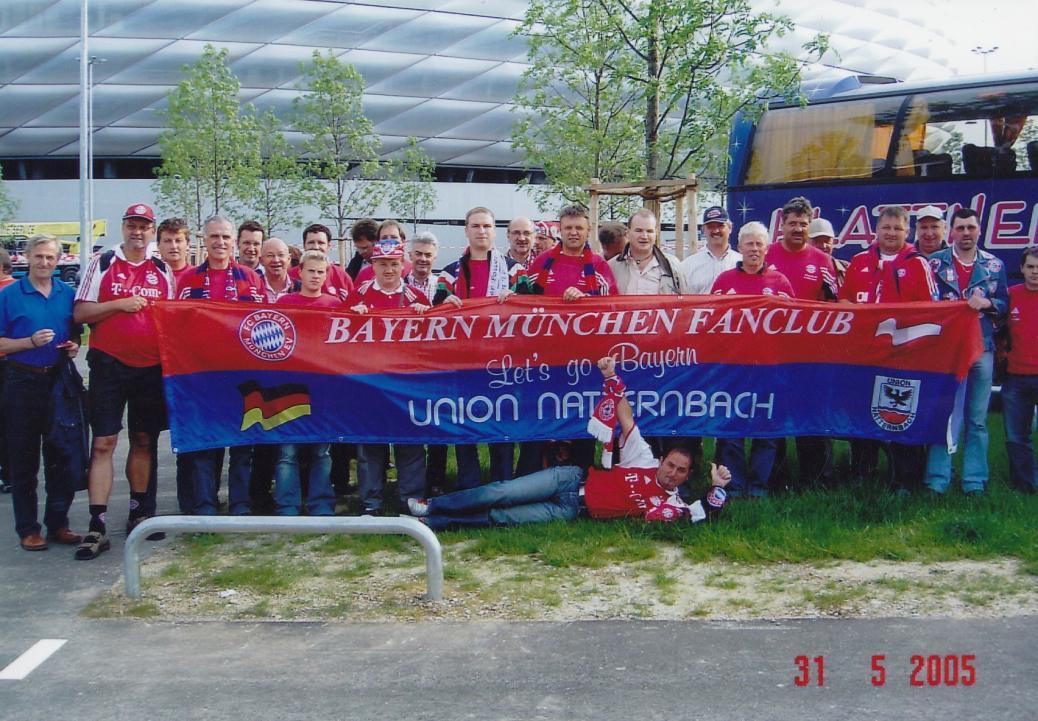 Eröffnungsspiel in der Allianz Arena – FCB : Deutschland