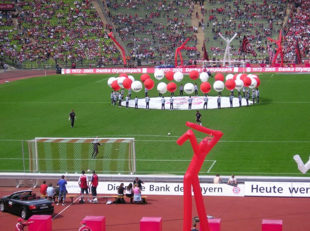 Abschiedsspiel im Olympiastadion – FCB : FC Nürnberg