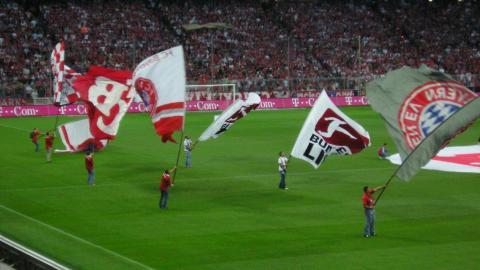 Eröffnungsspiel – Allianz Arena
