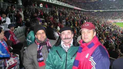 CL-Erfolg gegen SK Rapid Wien