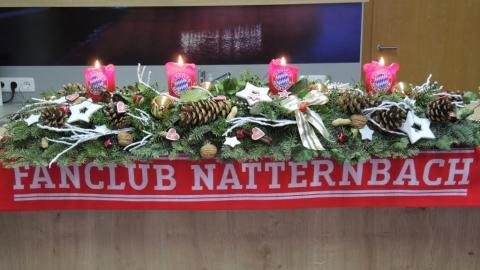 """""""Frohe Weihnachten und ein glückliches neues Jahr 2019"""""""