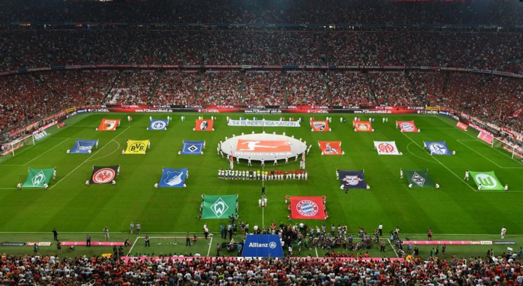 Bundesliga Saison 2017/2018