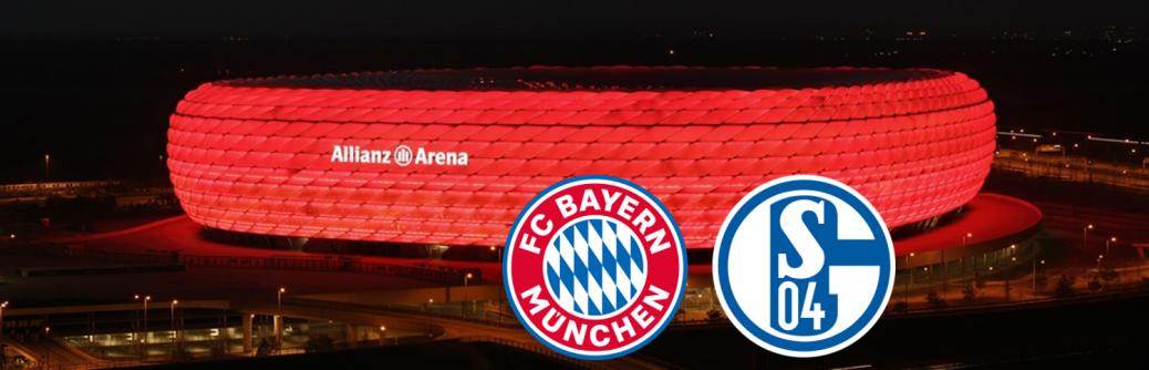 FC BAYERN  vs  Schalke 04