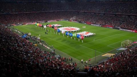FC BAYERN  vs  Bayer Leverkusen